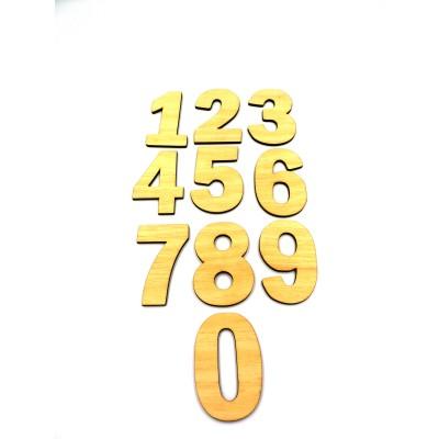 Αριθμοί ξύλινοι