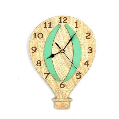 """Ρολόι """"Αερόστατο"""""""