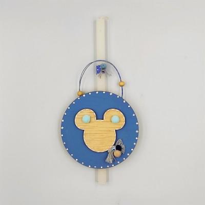 """Λαμπάδα """"Mickey"""""""
